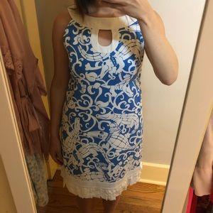 Lilly Pulitzer Alligator Dress